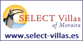 Select Villas of Moraira C.B.