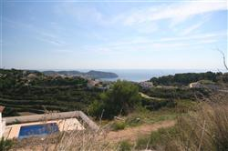 0121M Building Plot with Spectacular Views