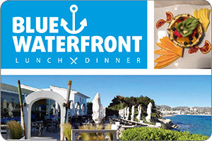 Blue Waterfront Moraira Restaurante